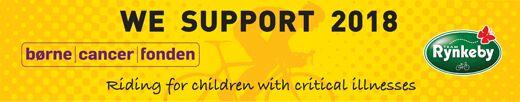 Personale-match støtter børne cancer fonden - rynkeby