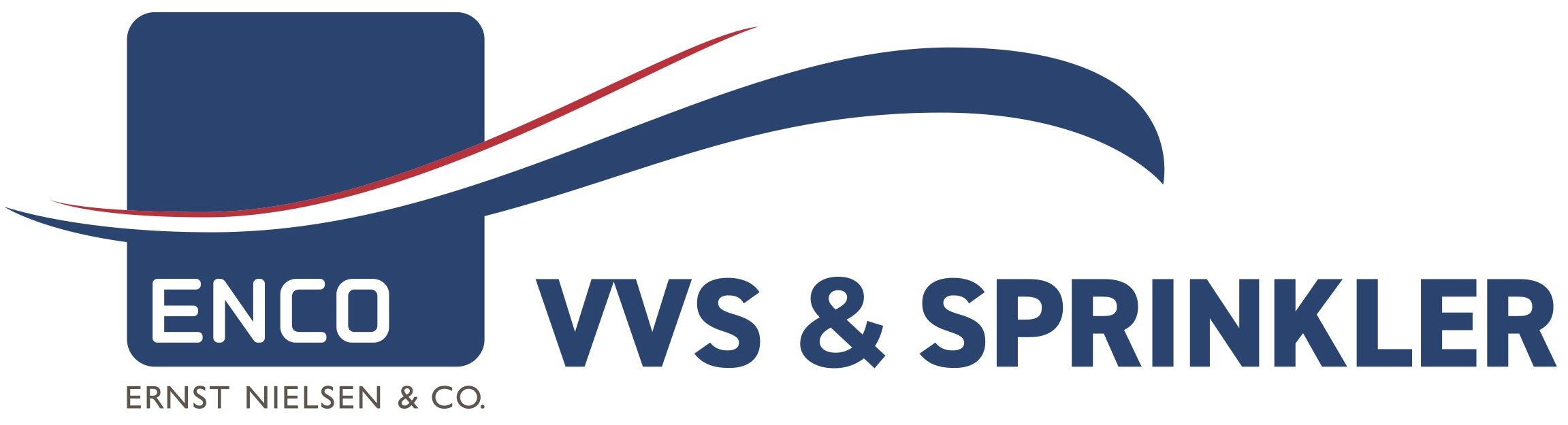 ENCO VVS og sprinkler logo